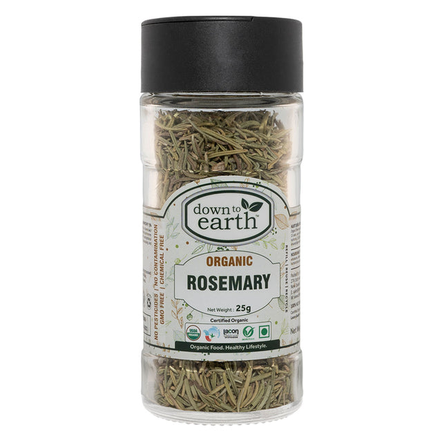 Down To Earth Organic Rosemary