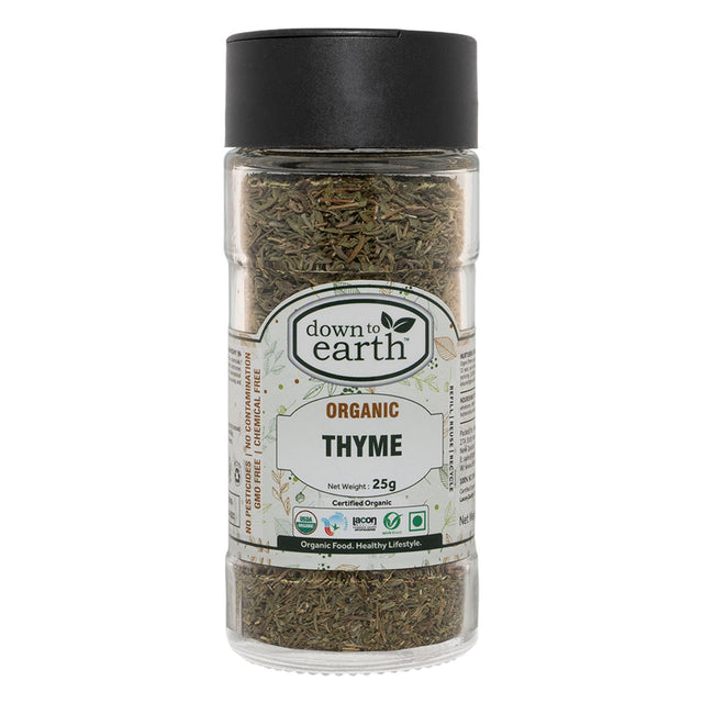 Down To Earth Organic Thyme