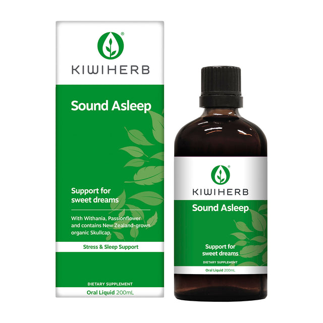 Kiwiherb Sound Asleep