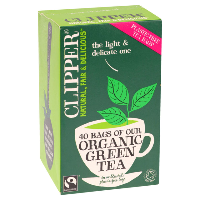 Clipper Green Tea