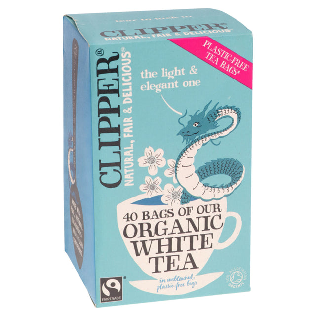 Clipper White Tea