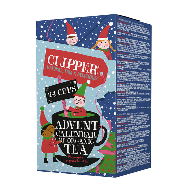 Clipper Organic Advent Calendar