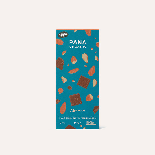 Pana Organic Almond Mylk Chocolate