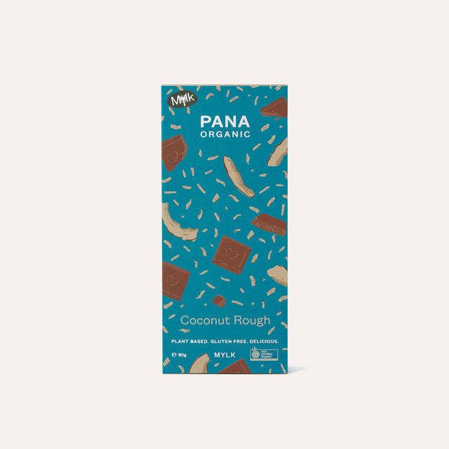 Pana Organic Coconut Rough Mylk Chocolate