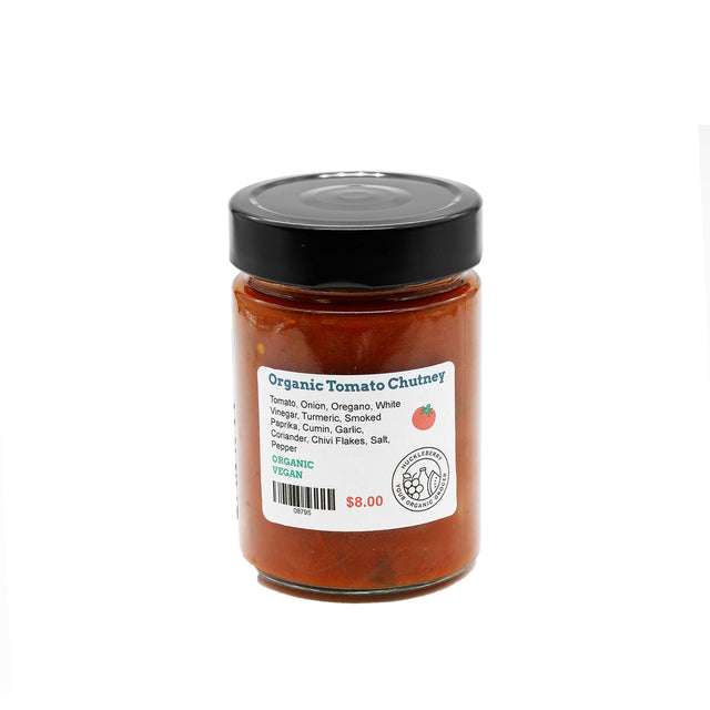 Huckleberry Cafe Tomato Chutney