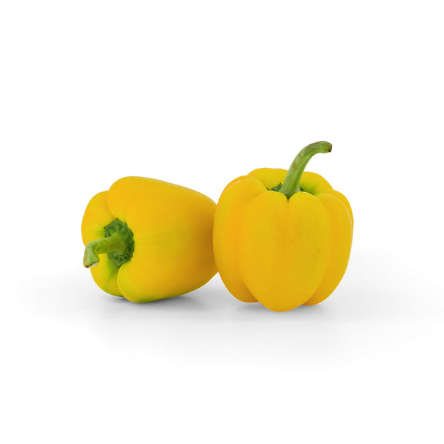 Spray-Free Yellow Capsicum