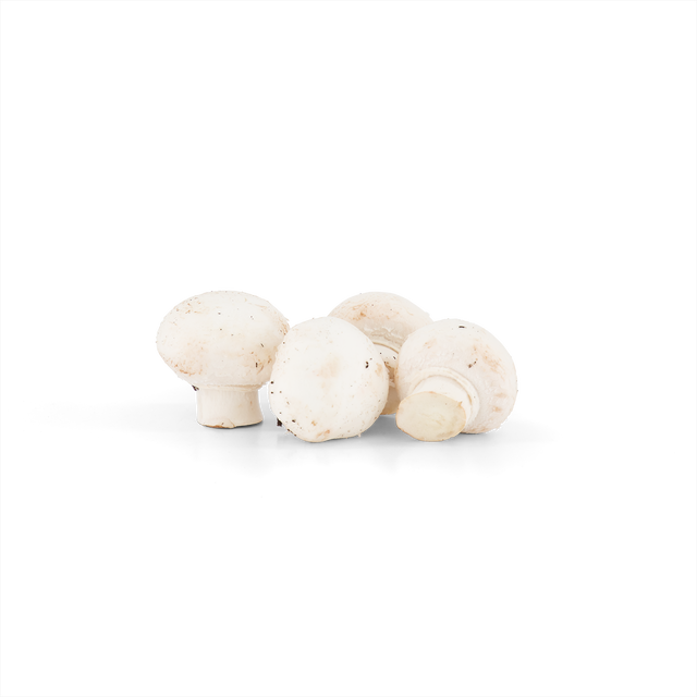 Spray-Free White Button Mushrooms