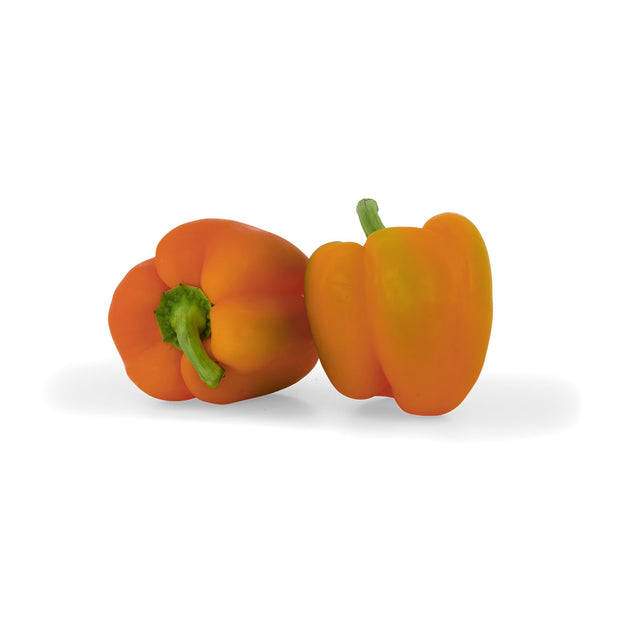 Spray-Free Orange Capsicum