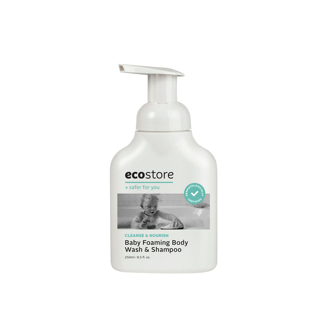 ecostore Baby Foaming Body Wash & Shampoo