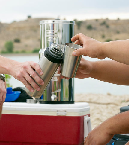 Portable Berkey Water Filter