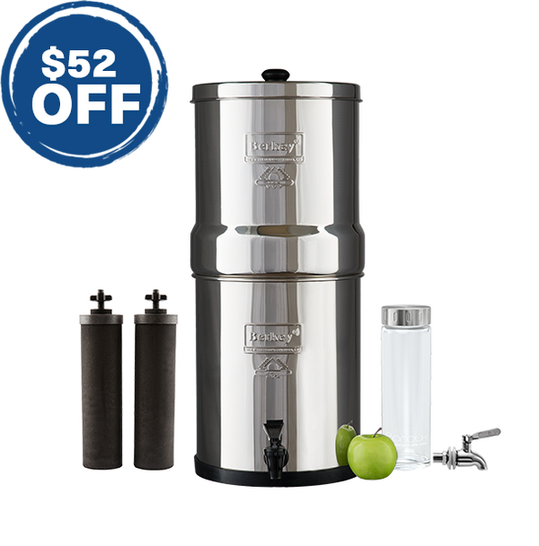 Big Berkey Stainless Bundle