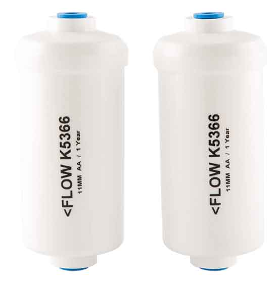 Two Berkey Fluoride Filters