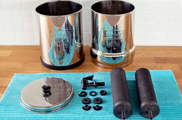 Berkey Parts and Pieces