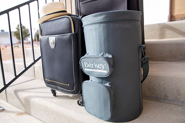 Berkey Tote Travel
