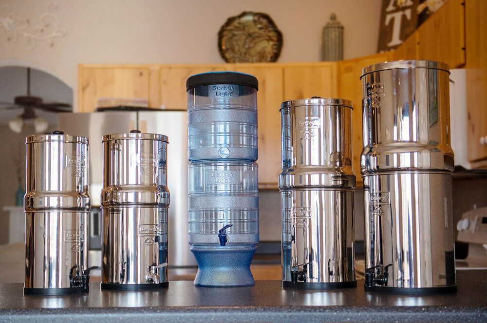 Berkey vs Distilled