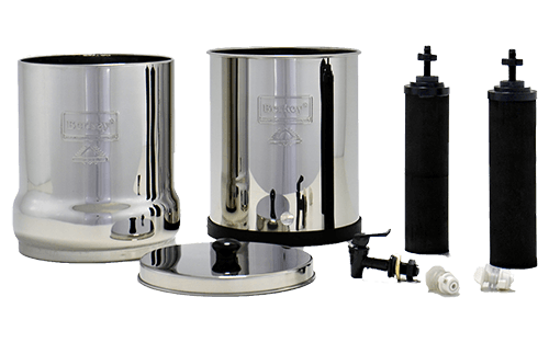 Berkey Filters Contents
