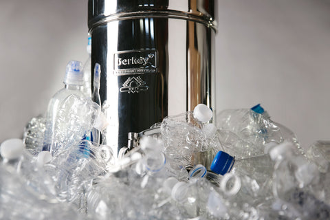 Berkey Filter vs Plastic Bottles