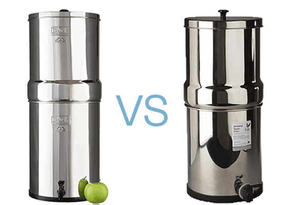 Berkey Vs Doulton
