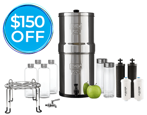 Big Berkey Holiday Sale Bundle