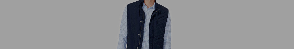 Behind Bluffworks: The Horizon Quilted Vest
