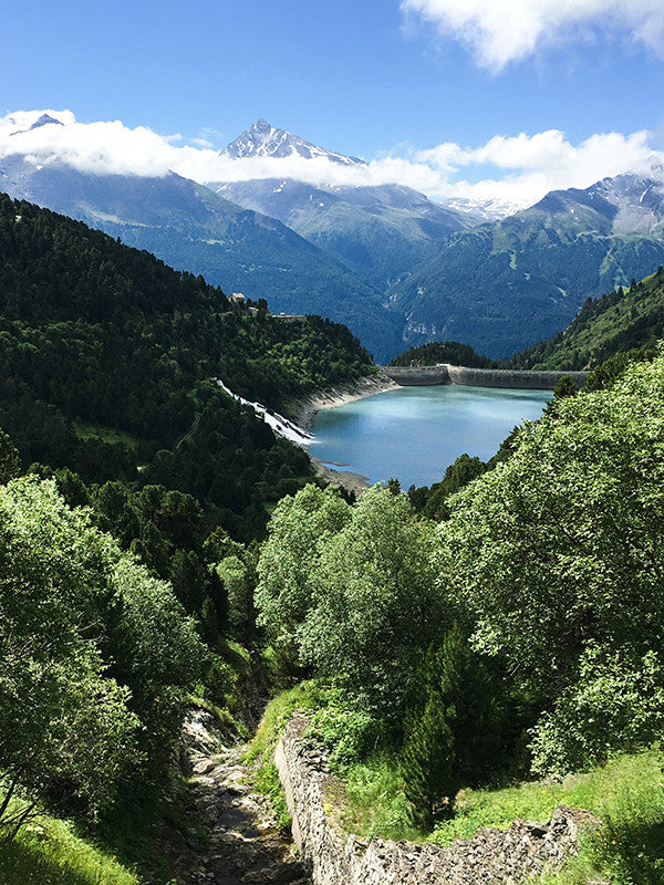A Colonie de Vacances in the French Alps