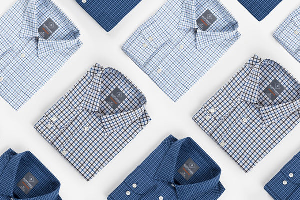 The Making Of Our Perfect Travel Shirt Bluffworks