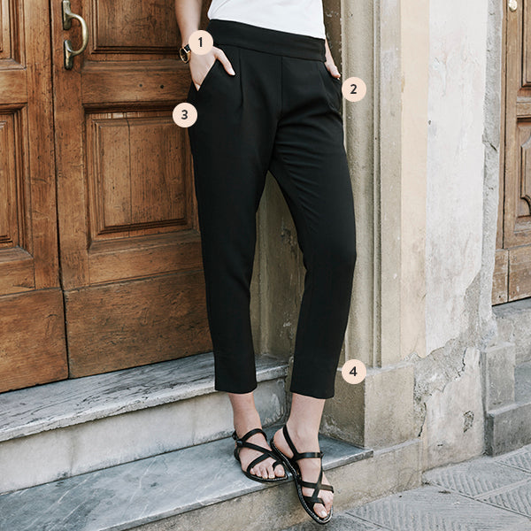 The Trevi Ankle Pants