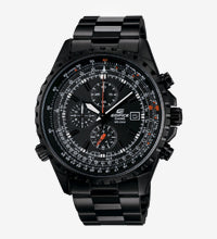 Casio watch with slide rule