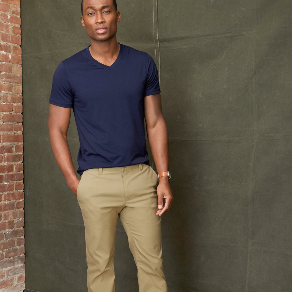 Ascender Chino Tailored Fit - Desert Khaki