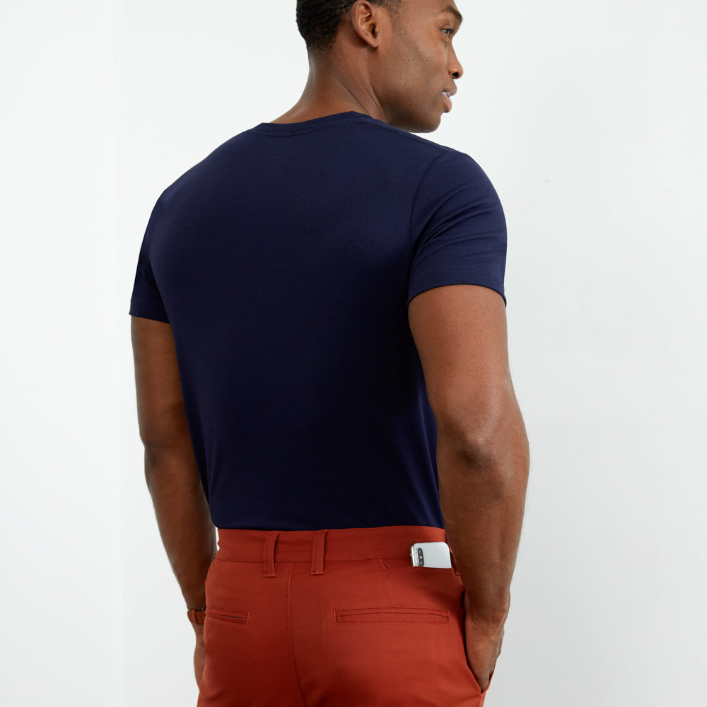 Ascender Chino Regular Fit - Mars Red
