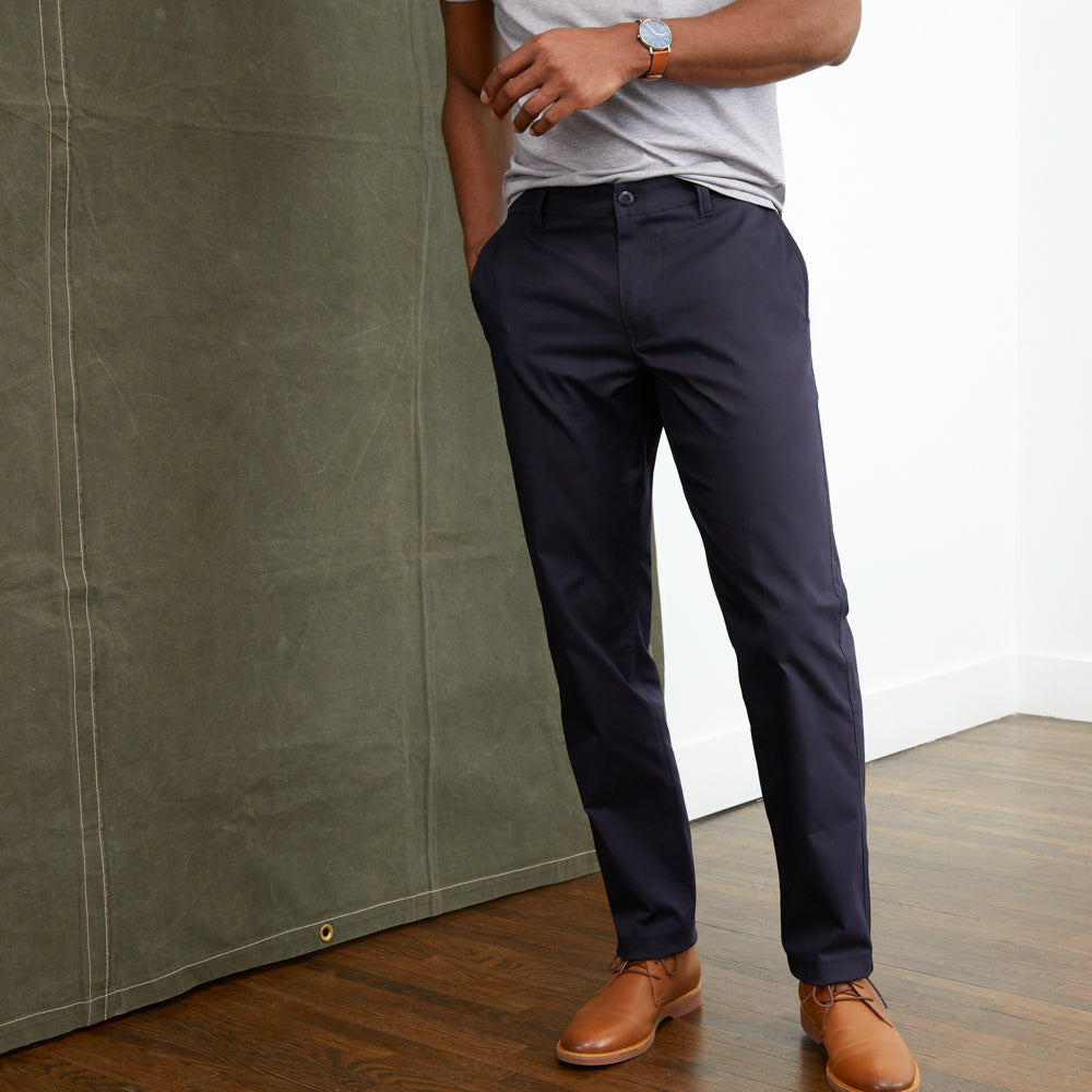 Ascender Chino Tailored Fit - Midnight Navy