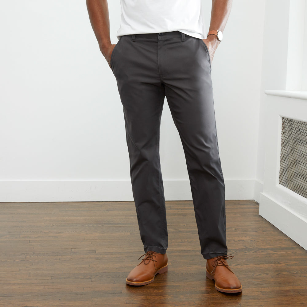 Ascender Chino Tailored Fit - Voyager Grey
