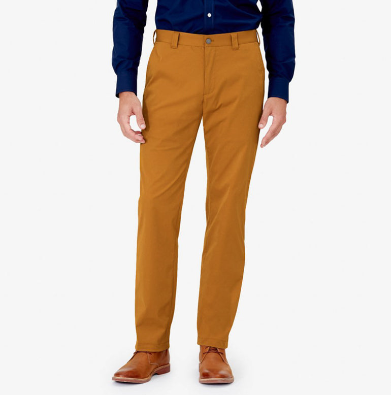 Classic Chino Regular Fit - Harvest Gold