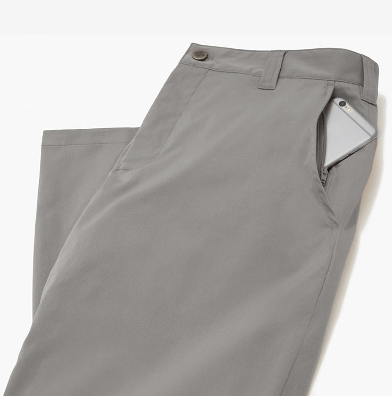 Classic Chino Regular Fit - Stone