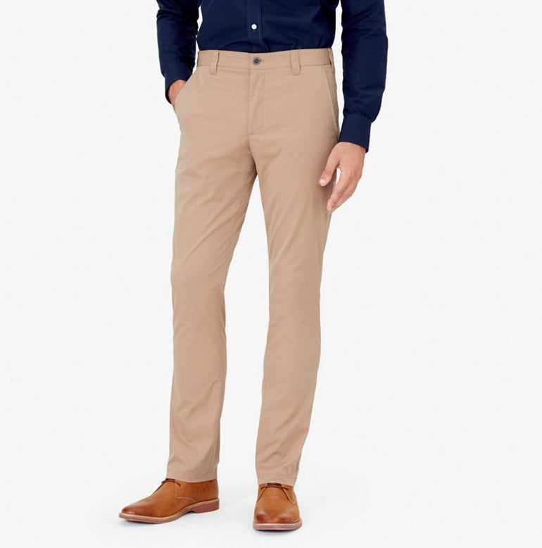 Classic Chino Tailored Fit - Khaki