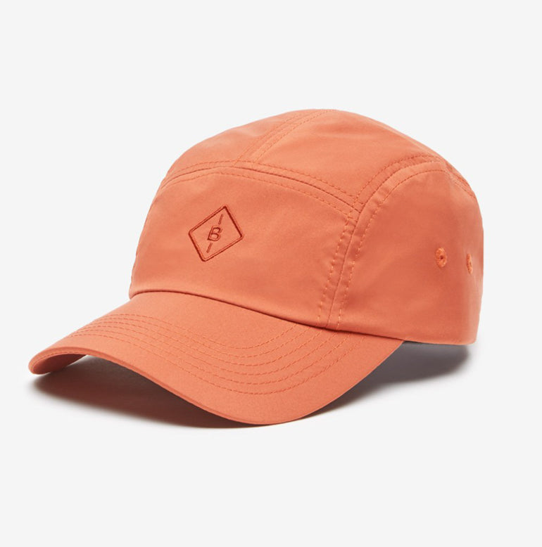 Eardley Cap - Final Sale - Burnt Orange