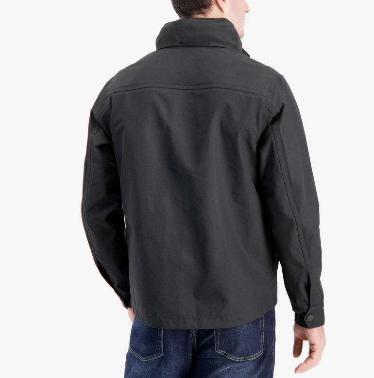 Field Jacket - Jet Black