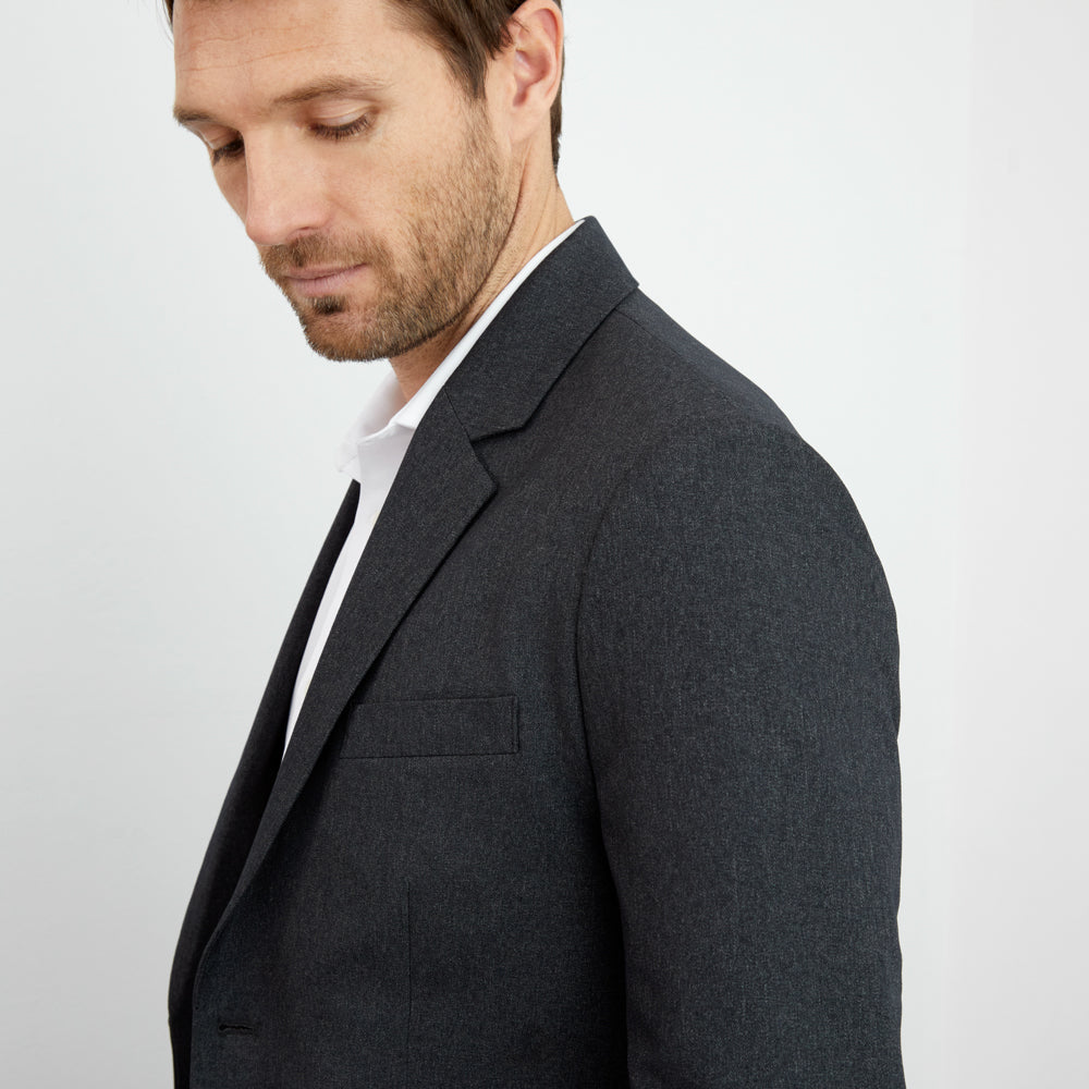 Gramercy Blazer Slim Fit - Gotham Grey