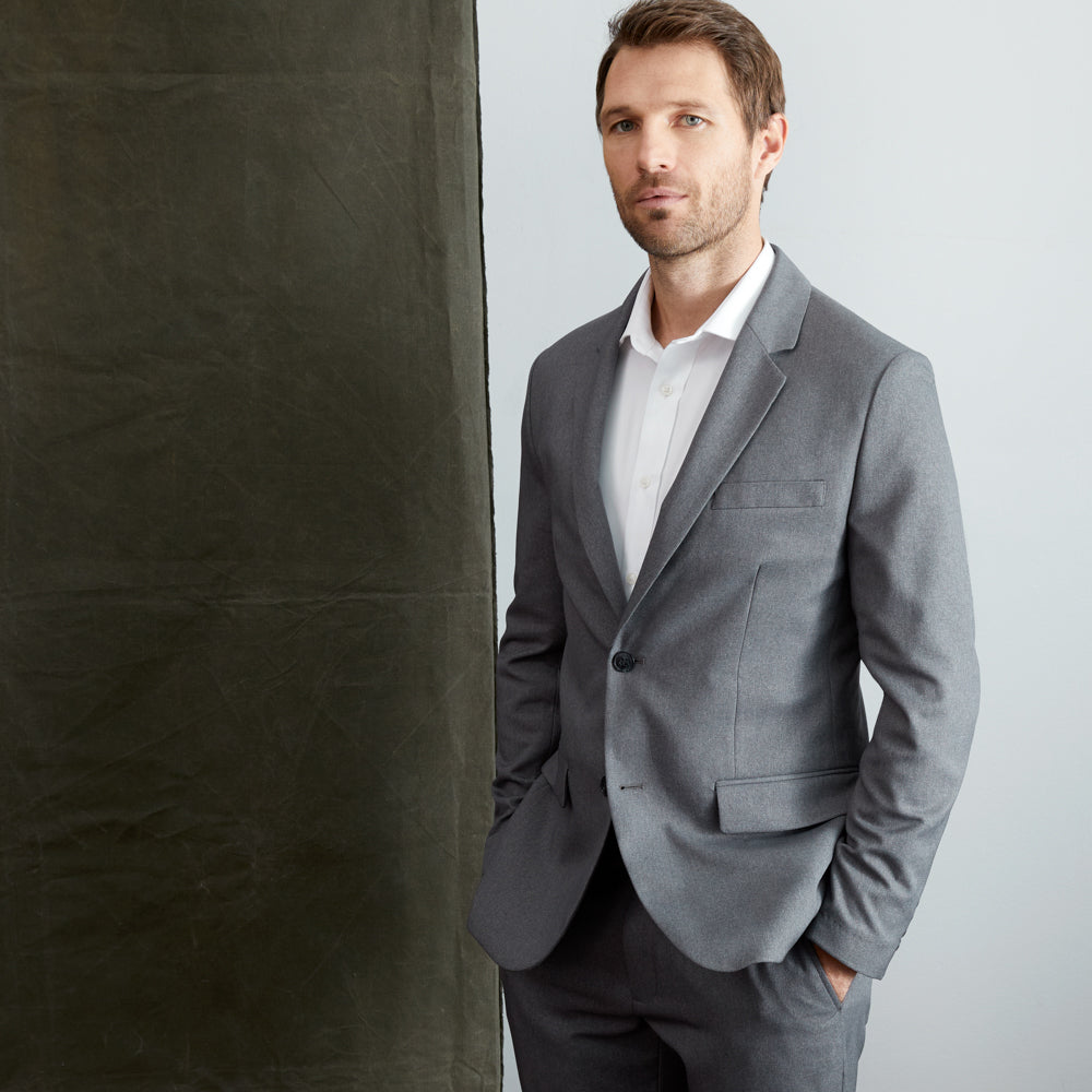 Gramercy Blazer Slim Fit - Northwest Grey