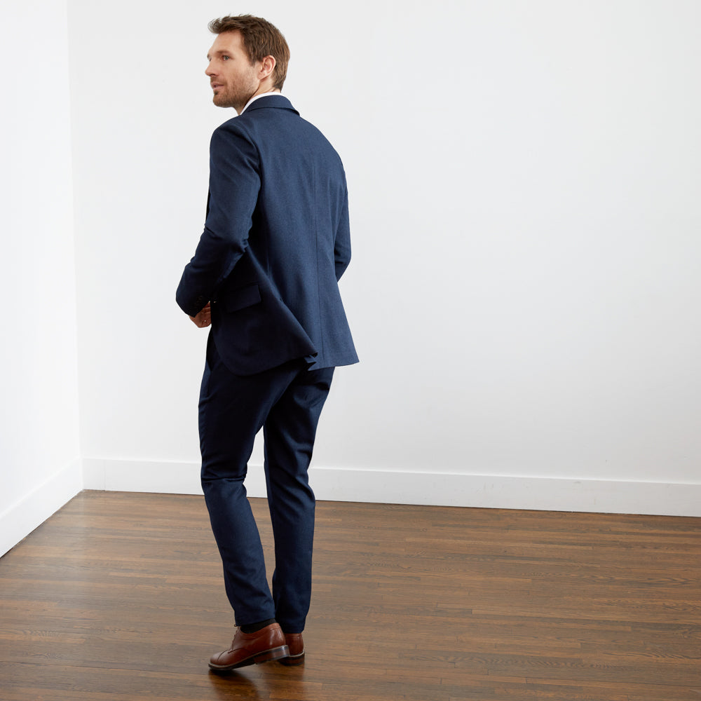 Gramercy Pants Tailored Fit - Blue Hour