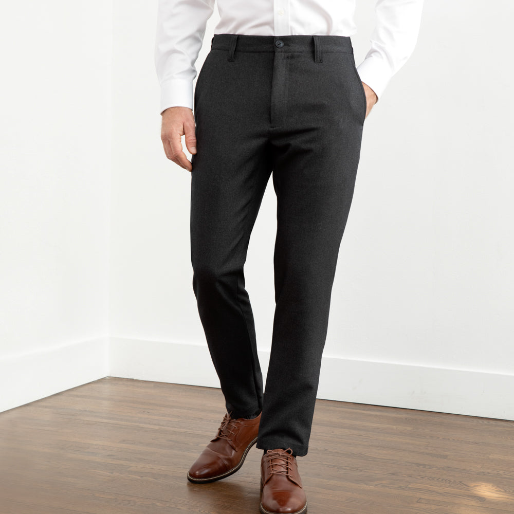 Gramercy Pants Tailored Fit - Gotham Grey