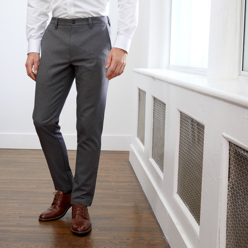 Gramercy Pants Tailored Fit - Northwest Grey