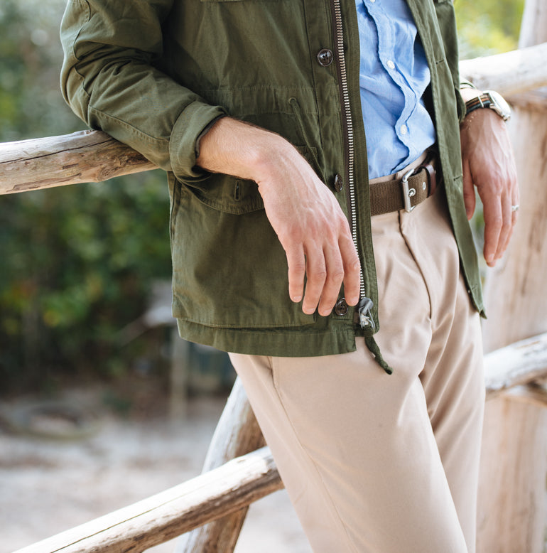 Original Relaxed Fit - Khaki