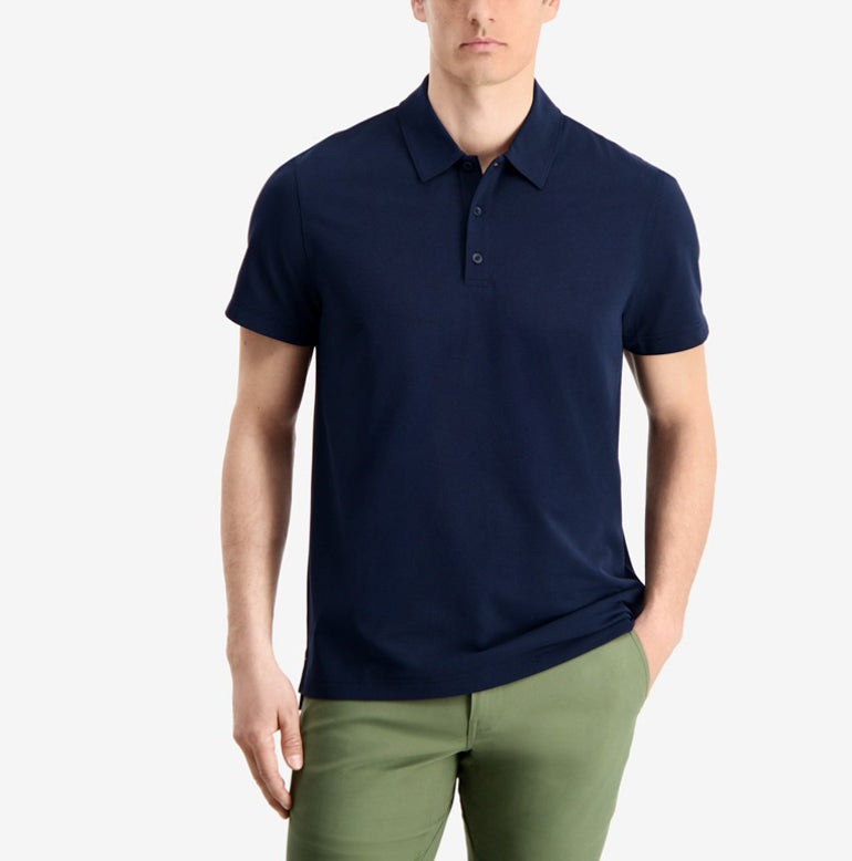 Piton Polo Shirt Classic Fit - Final Sale - Classic Navy Blue