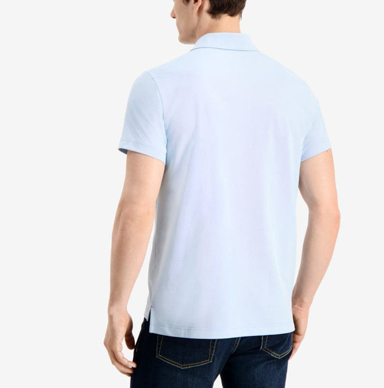 Piton Polo Shirt Slim Fit - Sky Blue
