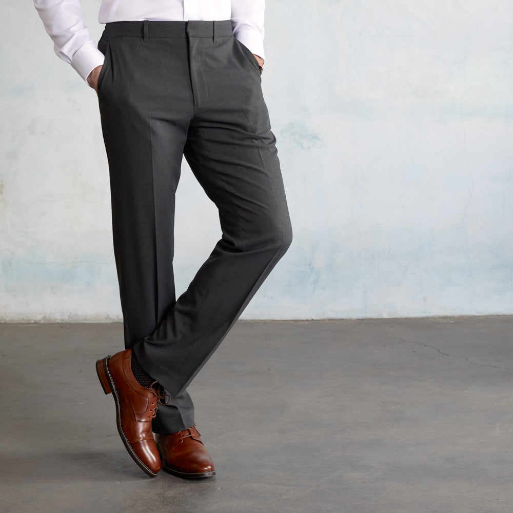 Presidio Dress Pants Slim Fit - Thunder Grey