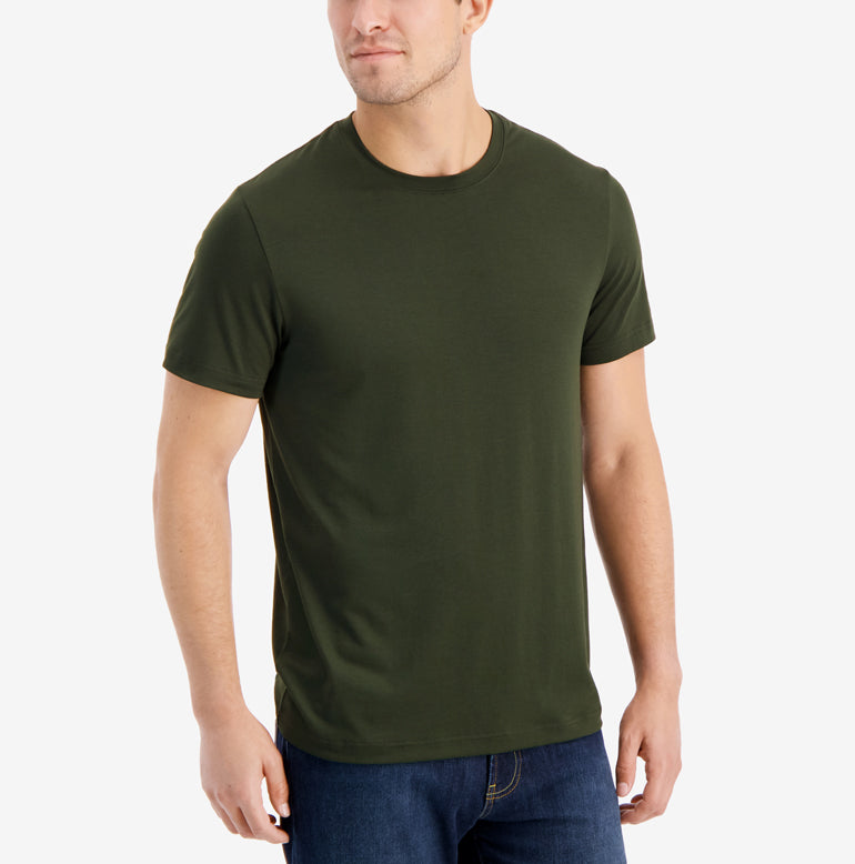 Threshold Performance T-Shirt Classic Fit - Deep Olive