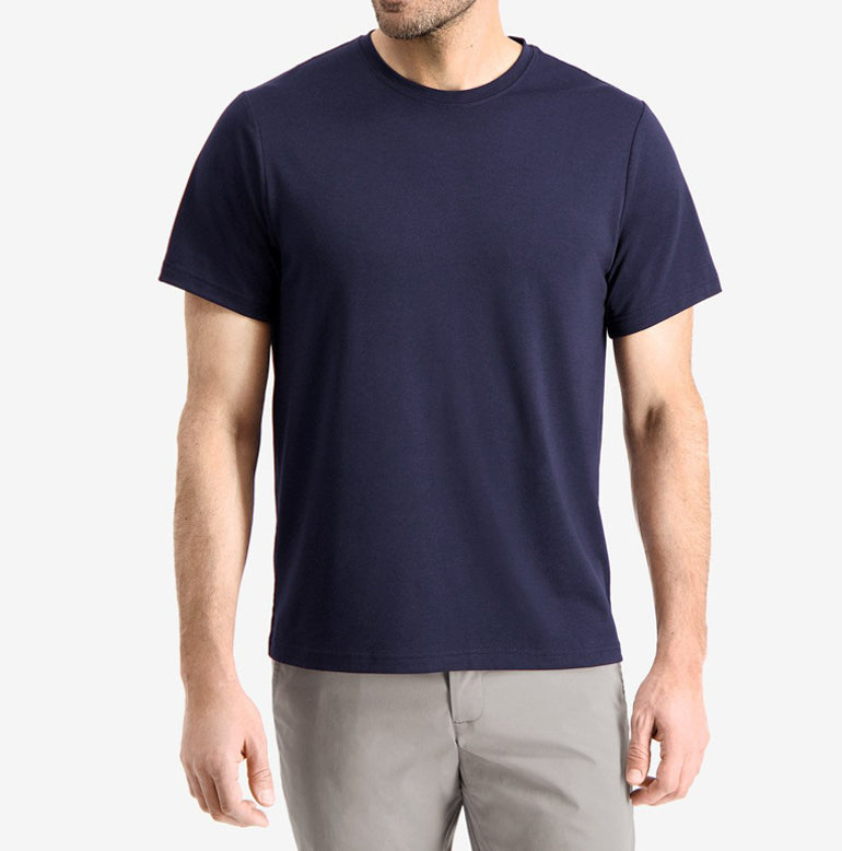 Threshold Performance T-Shirt Classic Fit - Maritime Blue