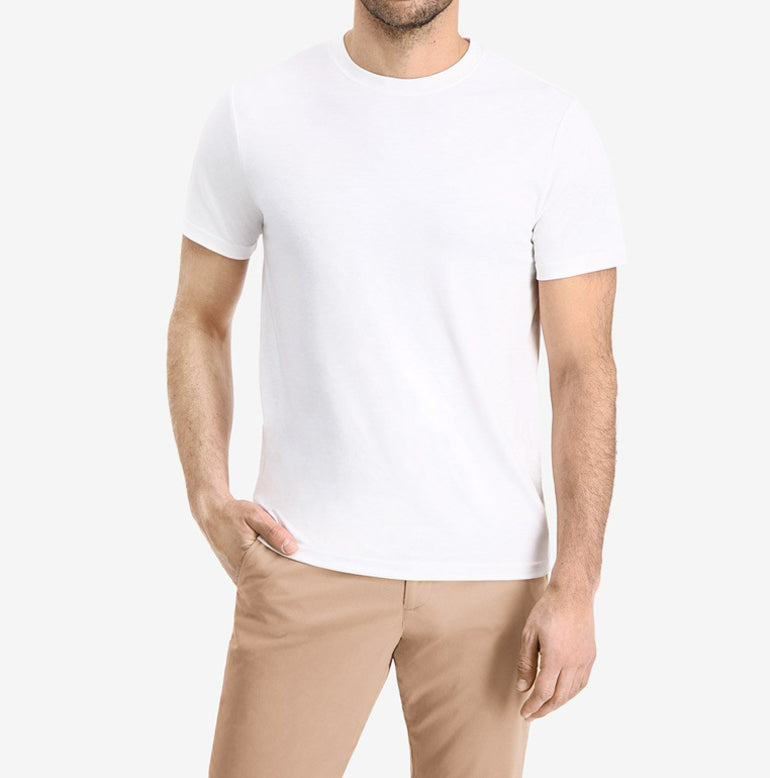 Threshold Performance T-Shirt Slim Fit - Peak White