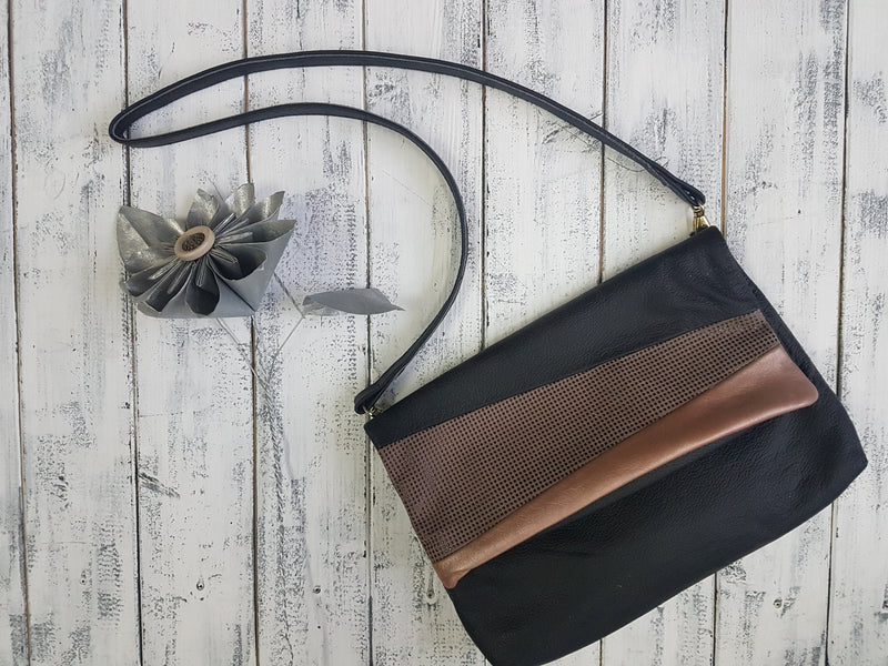 NEW 4.5 Hour Fold Over Cross Body Leather Bag Course -  £70